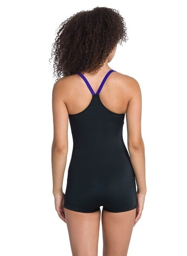 Dagi Şortlu Yüzücü Mayo Siyah